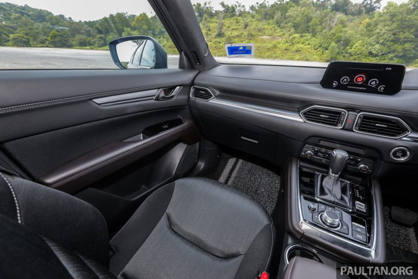 试驾:2020 Mazda CX-8,七人座 SUV 也一样能文能武 Image #134781