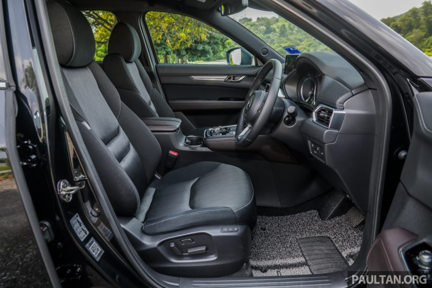 试驾:2020 Mazda CX-8,七人座 SUV 也一样能文能武 Image #134782