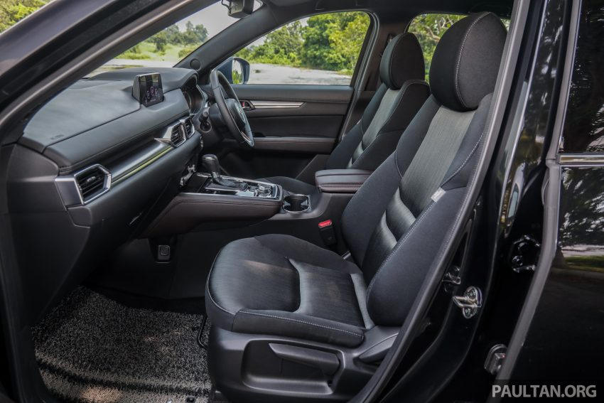 试驾:2020 Mazda CX-8,七人座 SUV 也一样能文能武 Image #134783