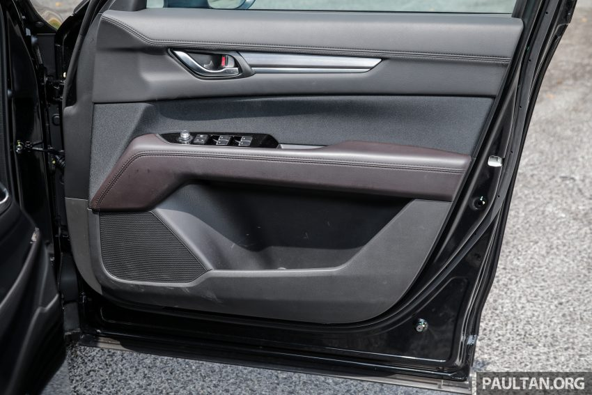 试驾:2020 Mazda CX-8,七人座 SUV 也一样能文能武 Image #134787
