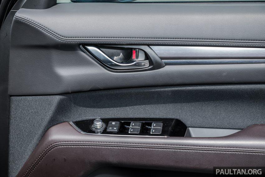 试驾:2020 Mazda CX-8,七人座 SUV 也一样能文能武 Image #134788