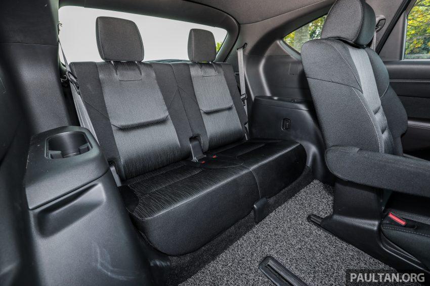 试驾:2020 Mazda CX-8,七人座 SUV 也一样能文能武 Image #134792