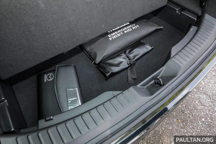 试驾:2020 Mazda CX-8,七人座 SUV 也一样能文能武 Image #134799