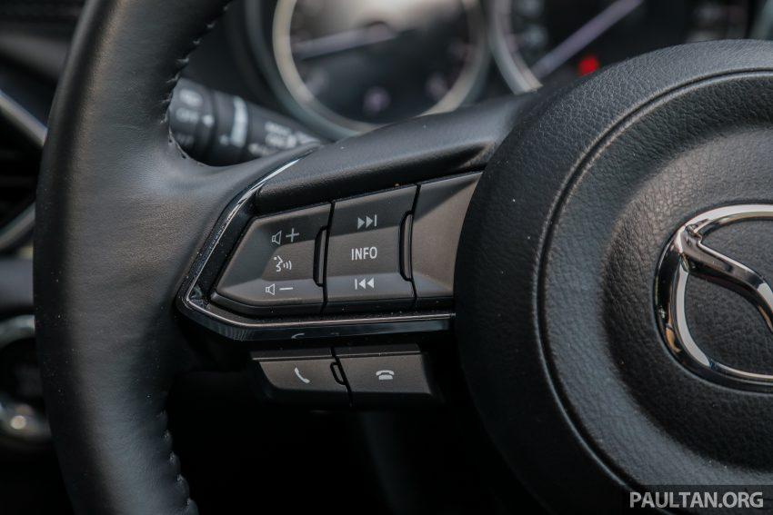 试驾:2020 Mazda CX-8,七人座 SUV 也一样能文能武 Image #134756