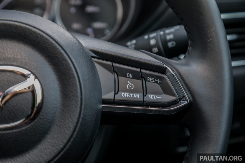 试驾:2020 Mazda CX-8,七人座 SUV 也一样能文能武 Image #134757