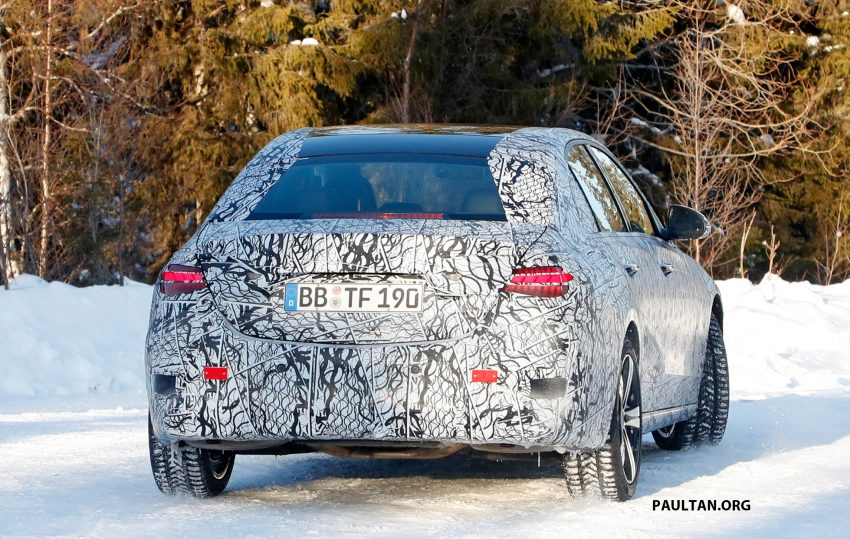 全新 W206 Mercedes-Benz C-Class 假想图, 全新家族脸 Image #135196