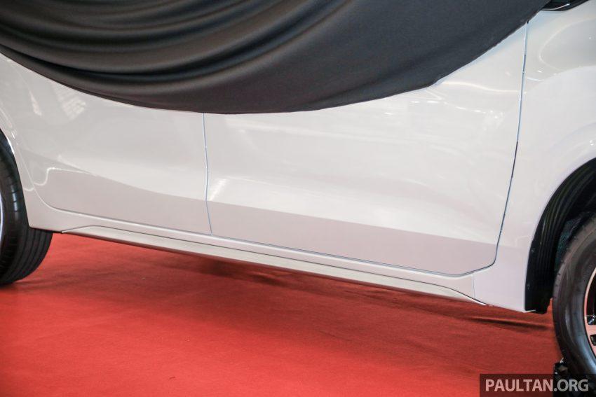 Mitsubishi Xpander 即日起在Mid Valley亮相开放预览,原厂确认新车将在本地组装,价格合理且即将开放预订 Image #134380