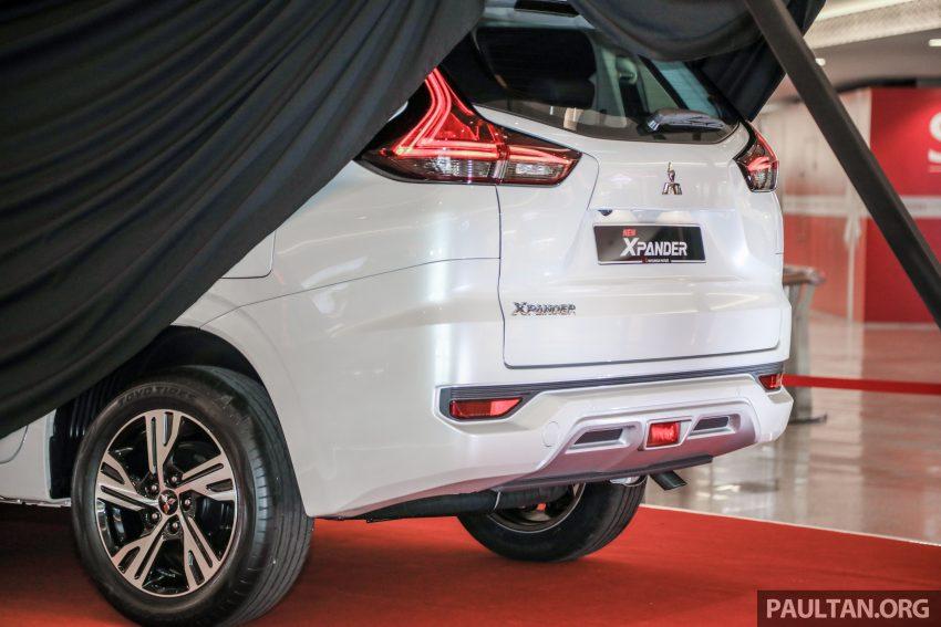 Mitsubishi Xpander 即日起在Mid Valley亮相开放预览,原厂确认新车将在本地组装,价格合理且即将开放预订 Image #134382