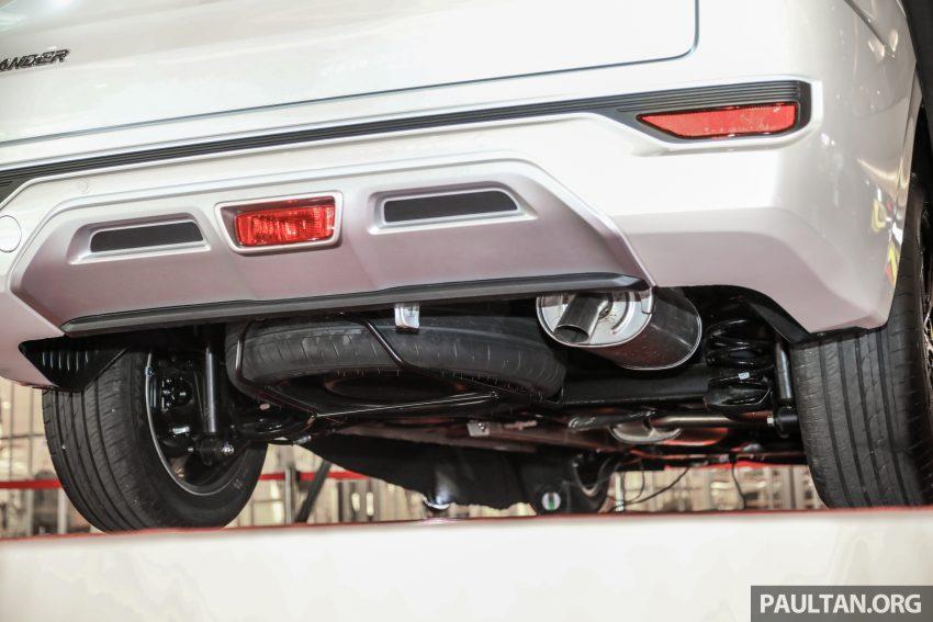 Mitsubishi Xpander 即日起在Mid Valley亮相开放预览,原厂确认新车将在本地组装,价格合理且即将开放预订 Image #134389