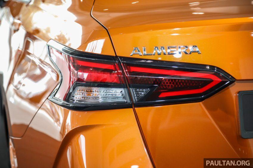 全新 Nissan Almera 本地开放预订, 价格最高RM9X,XXX Image #134135