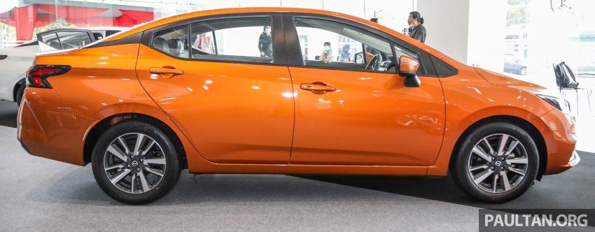 全新 Nissan Almera 本地开放预订, 价格最高RM9X,XXX Image #134125