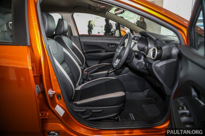 全新 Nissan Almera 本地开放预订, 价格最高RM9X,XXX Image #134150