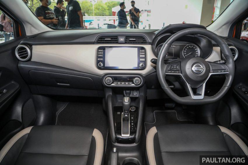 全新 Nissan Almera 本地开放预订, 价格最高RM9X,XXX Image #134141