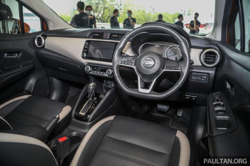 全新 Nissan Almera 本地开放预订, 价格最高RM9X,XXX Image #134142