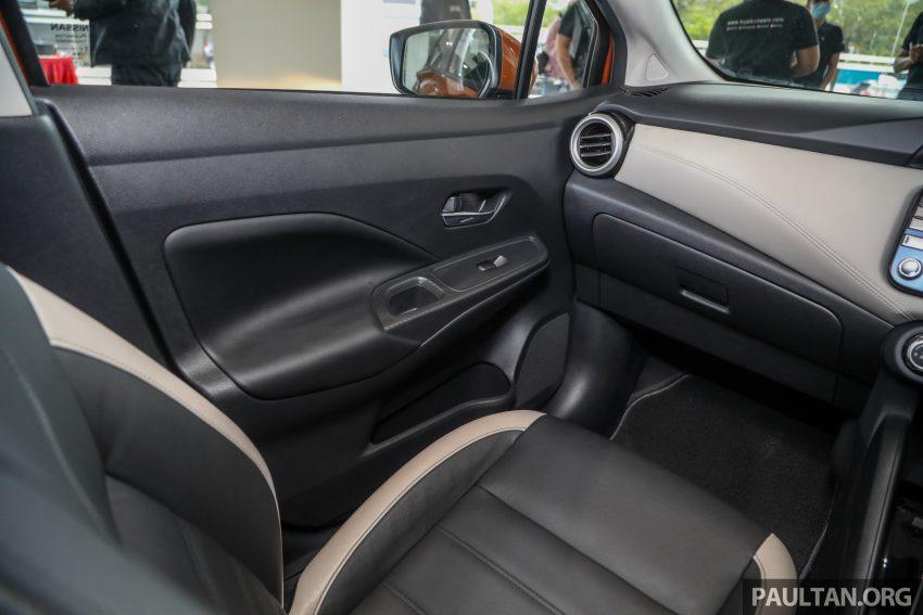 全新 Nissan Almera 本地开放预订, 价格最高RM9X,XXX Image #134144