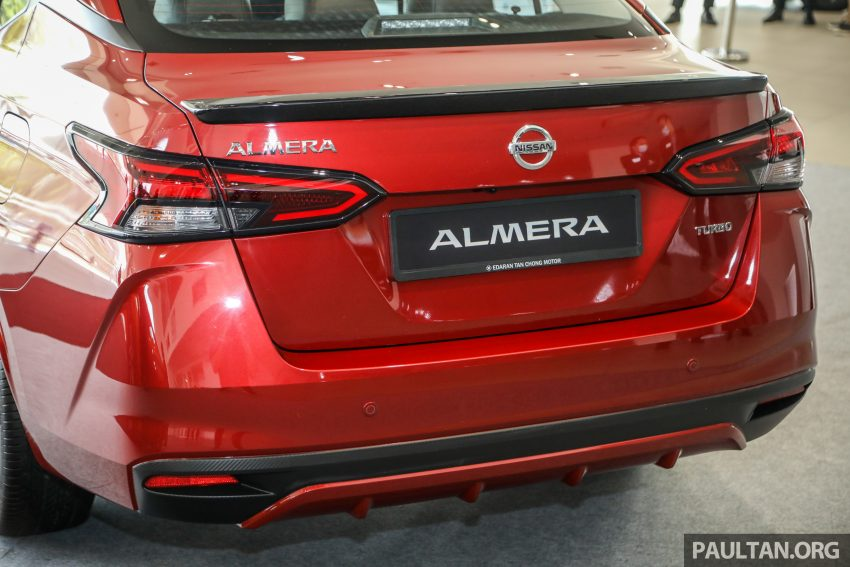 全新 Nissan Almera 本地开放预订, 价格最高RM9X,XXX Image #134176