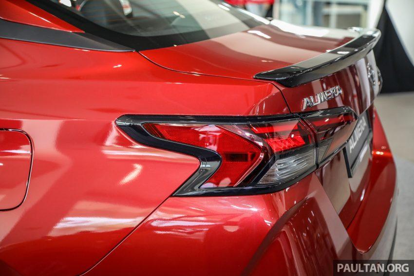 全新 Nissan Almera 本地开放预订, 价格最高RM9X,XXX Image #134178