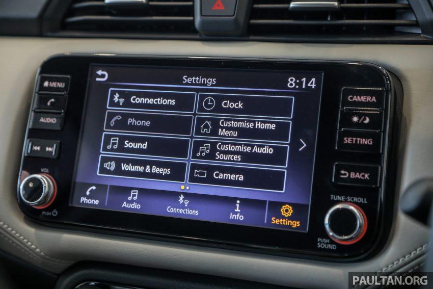 全新 Nissan Almera 本地开放预订, 价格最高RM9X,XXX Image #134198