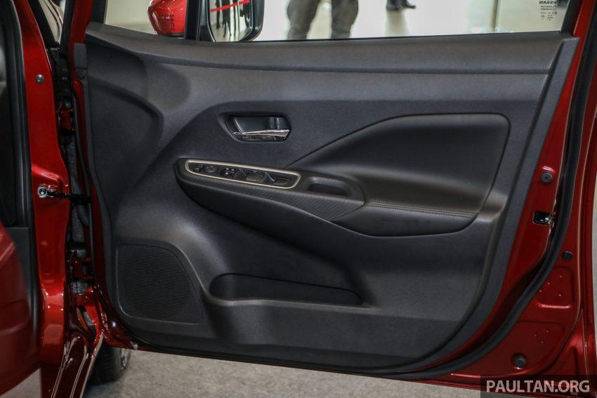 全新 Nissan Almera 本地开放预订, 价格最高RM9X,XXX Image #134213