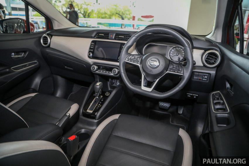 全新 Nissan Almera 本地开放预订, 价格最高RM9X,XXX Image #134215
