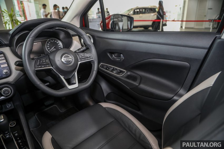 全新 Nissan Almera 本地开放预订, 价格最高RM9X,XXX Image #134216