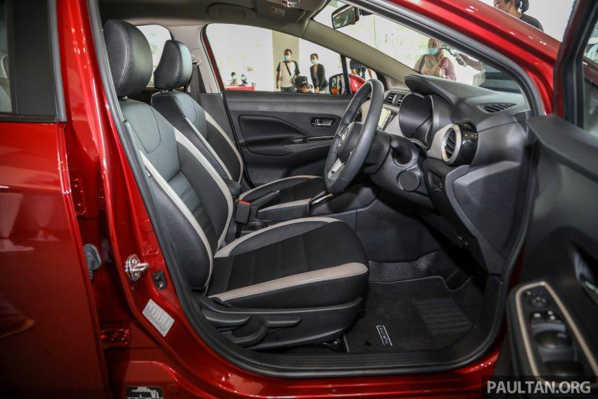 全新 Nissan Almera 本地开放预订, 价格最高RM9X,XXX Image #134218