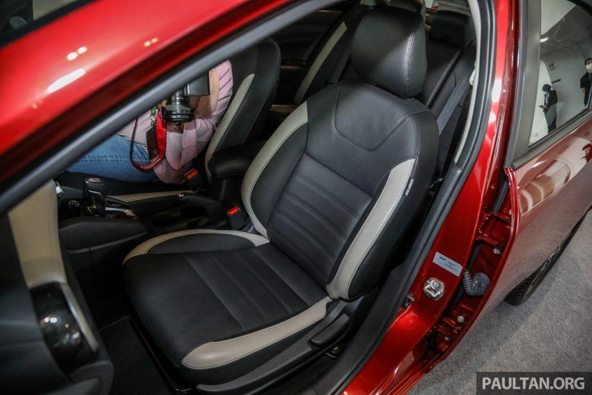 全新 Nissan Almera 本地开放预订, 价格最高RM9X,XXX Image #134220
