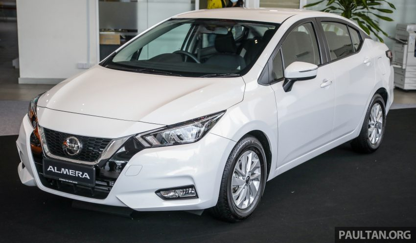 全新 Nissan Almera 本地开放预订, 价格最高RM9X,XXX Image #134082