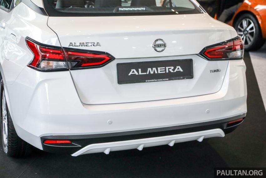 全新 Nissan Almera 本地开放预订, 价格最高RM9X,XXX Image #134094