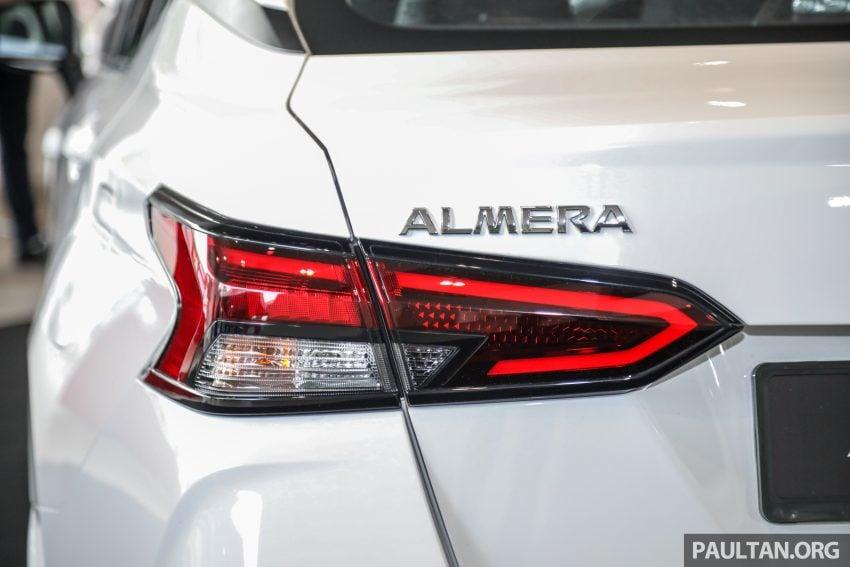 全新 Nissan Almera 本地开放预订, 价格最高RM9X,XXX Image #134095