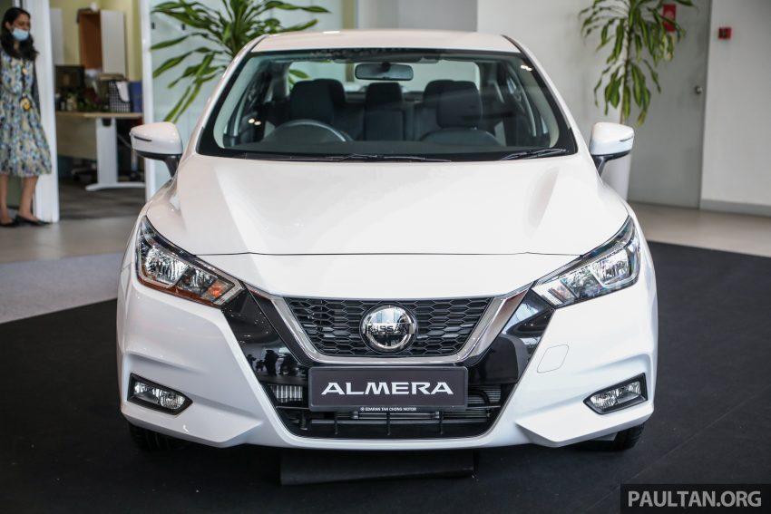 全新 Nissan Almera 本地开放预订, 价格最高RM9X,XXX Image #134084