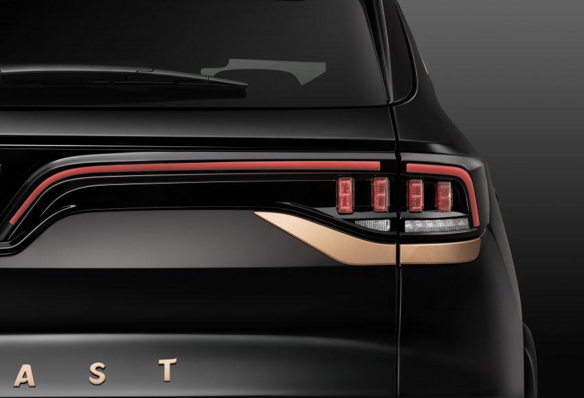 越南豪华品牌 VinFast 发表旗舰SUV President, 仅500辆 Image #134457