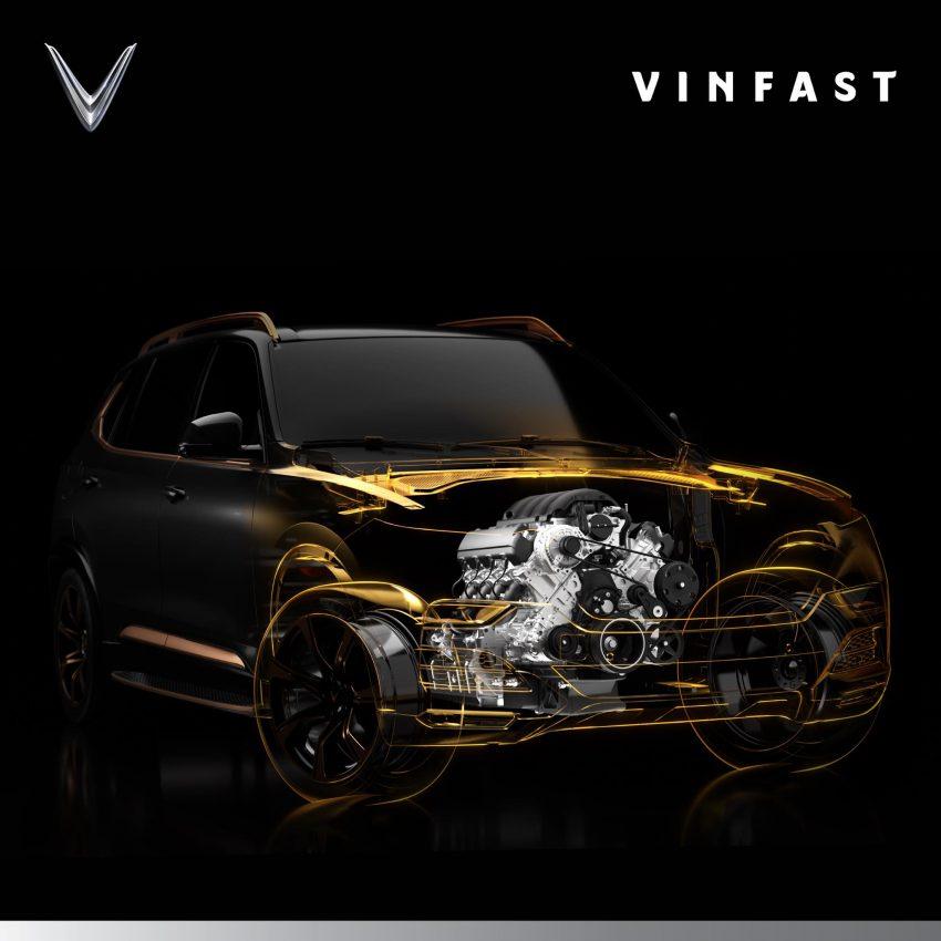 越南豪华品牌 VinFast 发表旗舰SUV President, 仅500辆 Image #134459