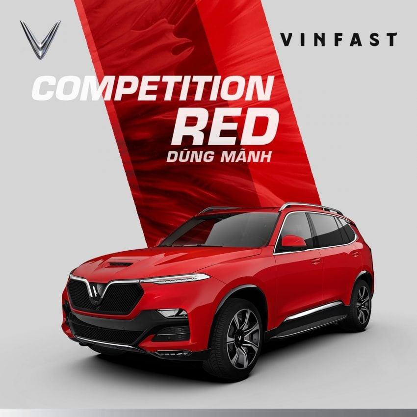 越南豪华品牌 VinFast 发表旗舰SUV President, 仅500辆 Image #134440