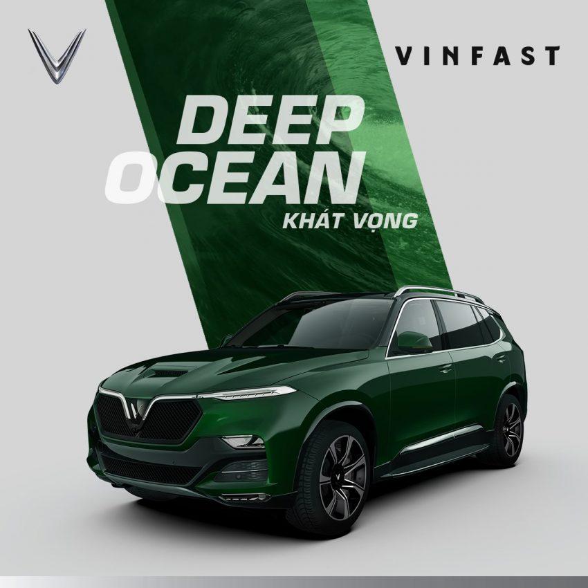 越南豪华品牌 VinFast 发表旗舰SUV President, 仅500辆 Image #134441