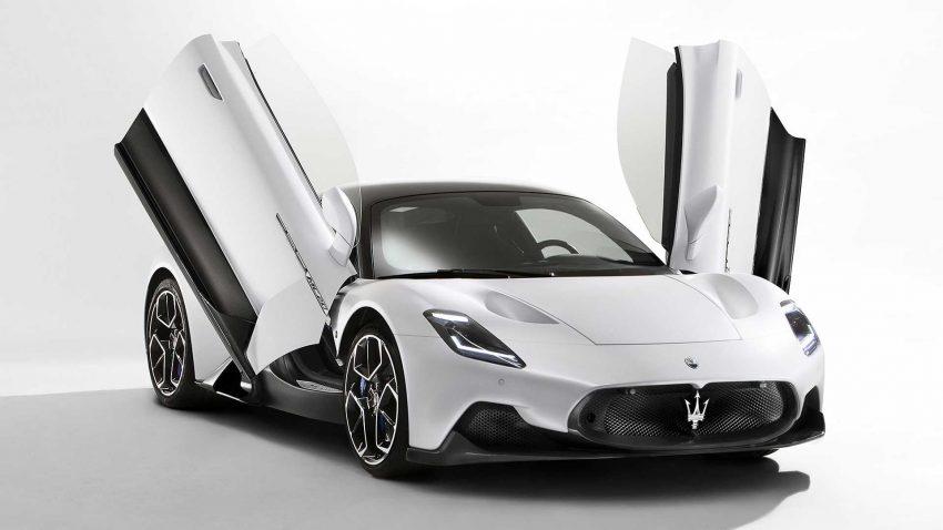 全新旗舰超跑亮相, Maserati MC20 全球首发, 2.9秒飙破百 Image #134524