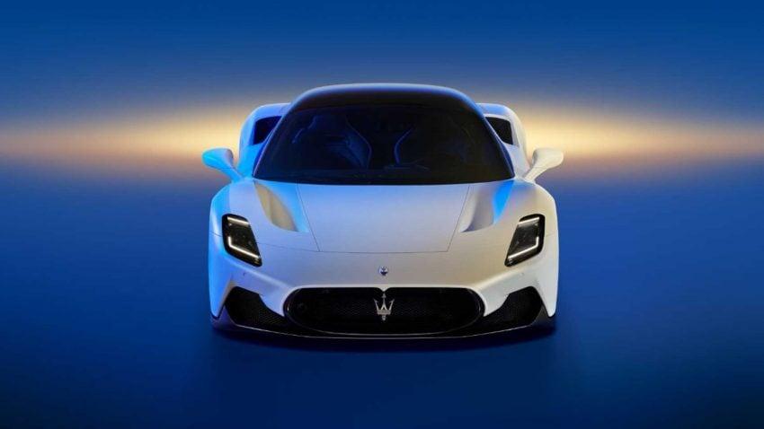 全新旗舰超跑亮相, Maserati MC20 全球首发, 2.9秒飙破百 Image #134533