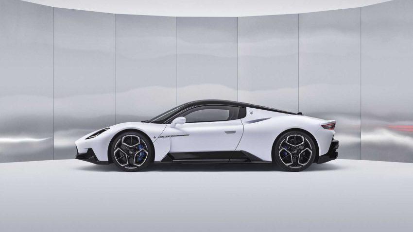 全新旗舰超跑亮相, Maserati MC20 全球首发, 2.9秒飙破百 Image #134534