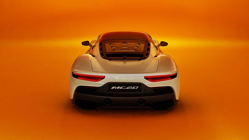 全新旗舰超跑亮相, Maserati MC20 全球首发, 2.9秒飙破百 Image #134535
