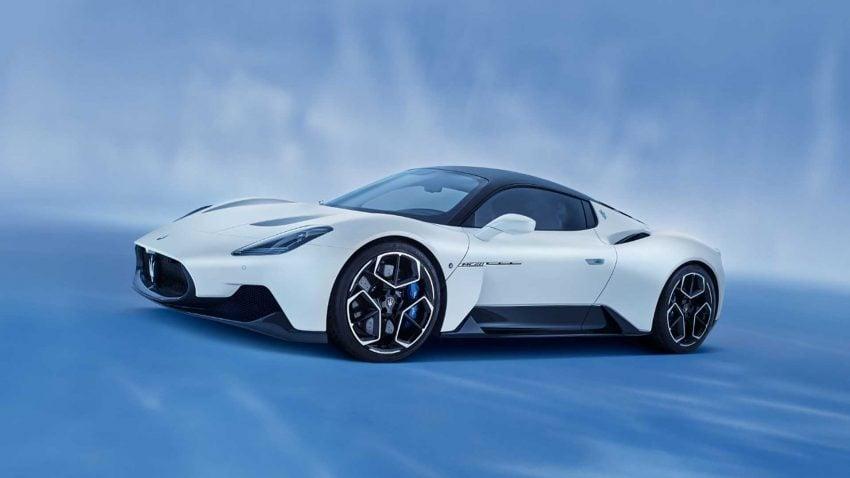 全新旗舰超跑亮相, Maserati MC20 全球首发, 2.9秒飙破百 Image #134536
