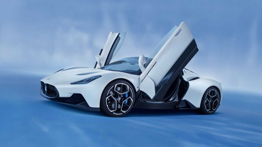 全新旗舰超跑亮相, Maserati MC20 全球首发, 2.9秒飙破百 Image #134537