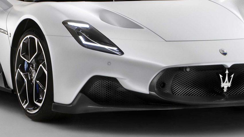 全新旗舰超跑亮相, Maserati MC20 全球首发, 2.9秒飙破百 Image #134539