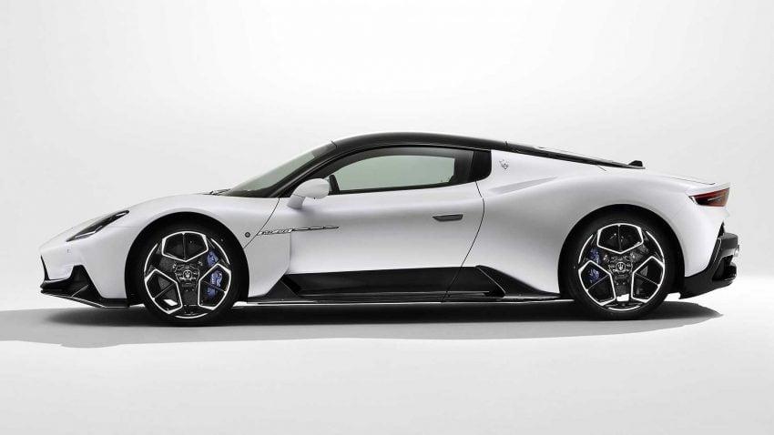 全新旗舰超跑亮相, Maserati MC20 全球首发, 2.9秒飙破百 Image #134525