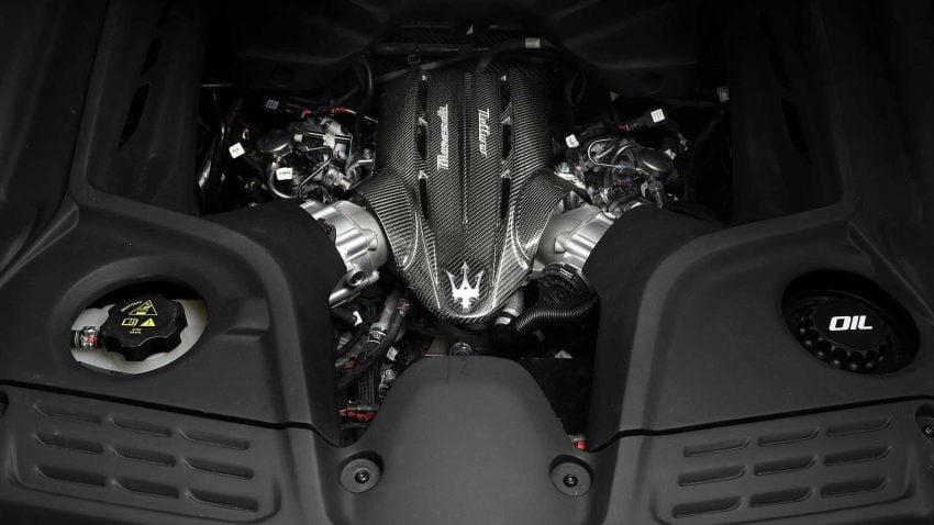 全新旗舰超跑亮相, Maserati MC20 全球首发, 2.9秒飙破百 Image #134548