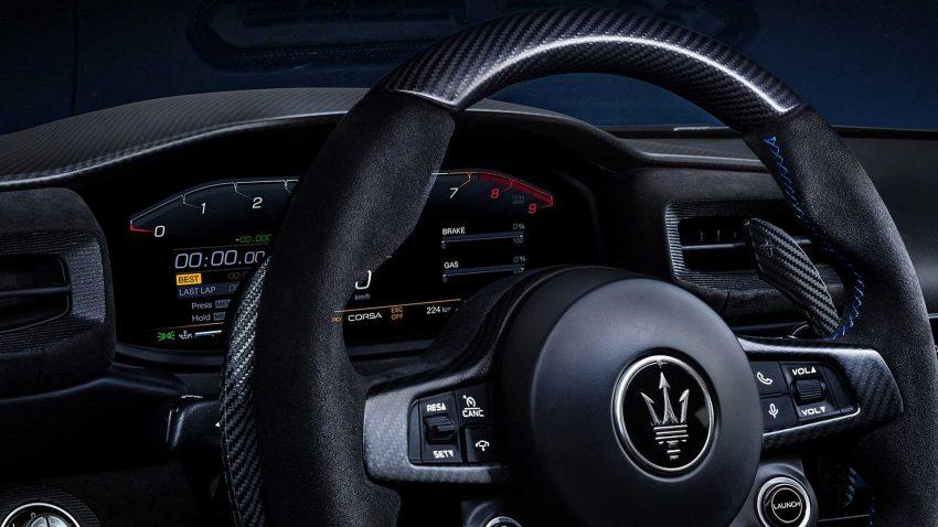 全新旗舰超跑亮相, Maserati MC20 全球首发, 2.9秒飙破百 Image #134551