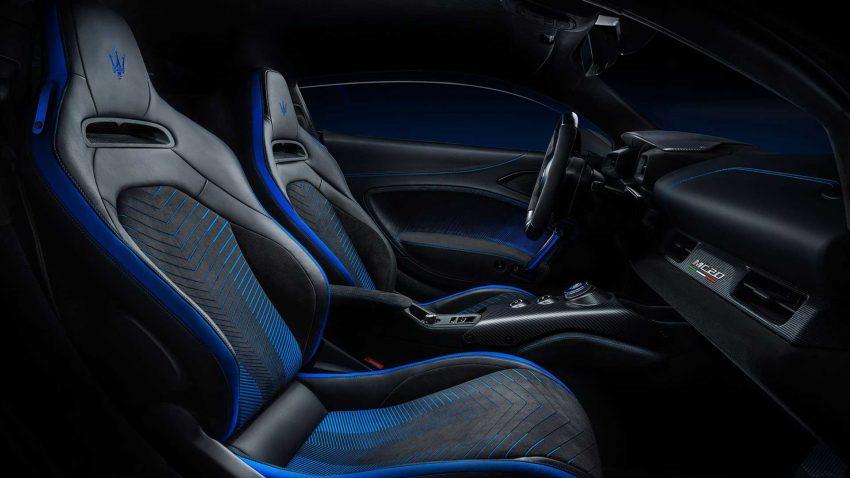 全新旗舰超跑亮相, Maserati MC20 全球首发, 2.9秒飙破百 Image #134552