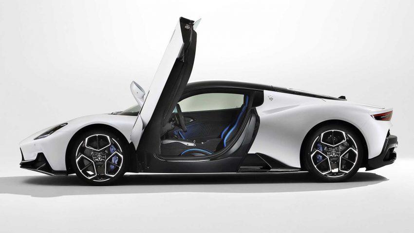 全新旗舰超跑亮相, Maserati MC20 全球首发, 2.9秒飙破百 Image #134526