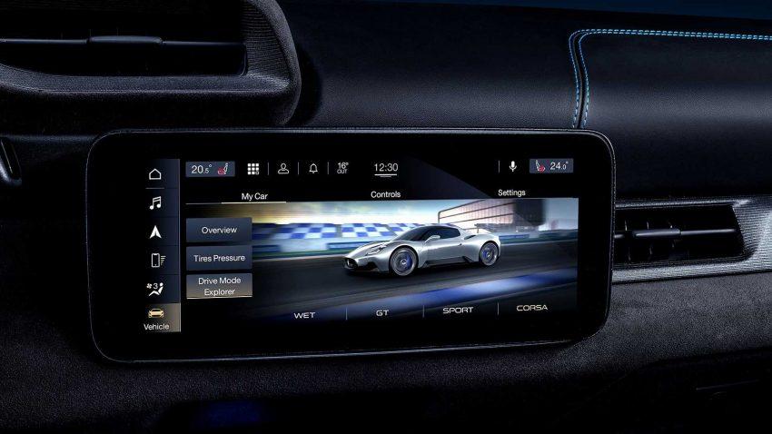 全新旗舰超跑亮相, Maserati MC20 全球首发, 2.9秒飙破百 Image #134553