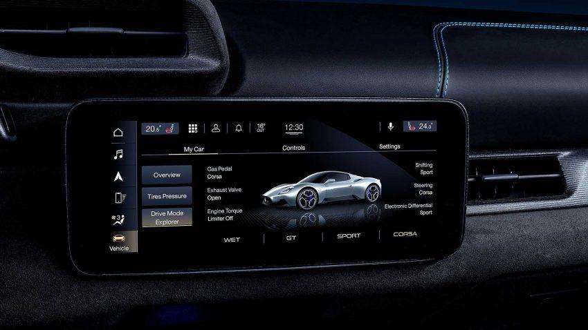 全新旗舰超跑亮相, Maserati MC20 全球首发, 2.9秒飙破百 Image #134554