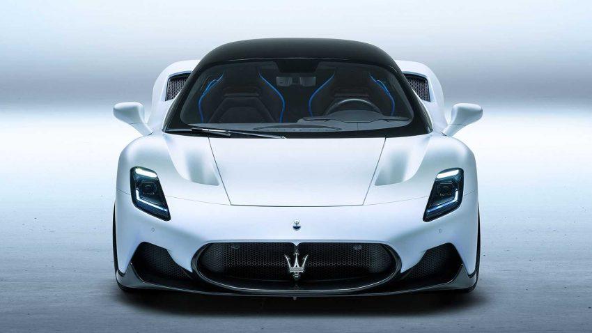 全新旗舰超跑亮相, Maserati MC20 全球首发, 2.9秒飙破百 Image #134527